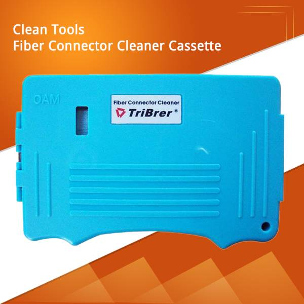 Fiber Connector Cleaner Cassette TriBrer Brand TK-19,Cleaner Tools,Fiber Connector Cleaner