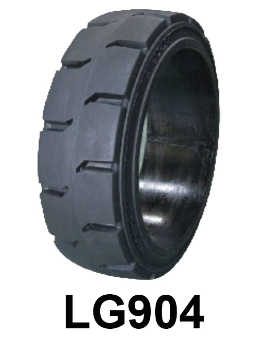 Solid tire LG904