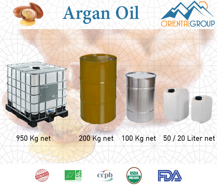 Bulk Argan Oil Wholesale Distributor and Manufacturer in Morocco