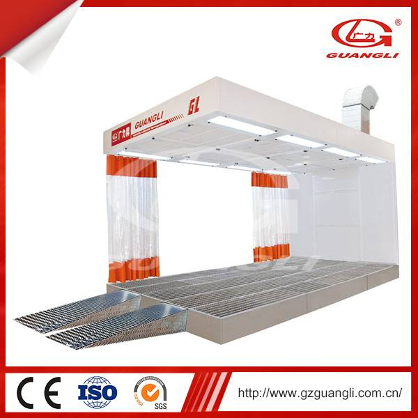 CE Approved High Quality Original Guangli Brand Auto Preparation Room