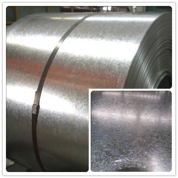 Hot Dip Galvanized Steel Coil / Strip