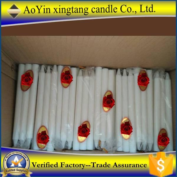 30g white candle to yemen(cheap price)