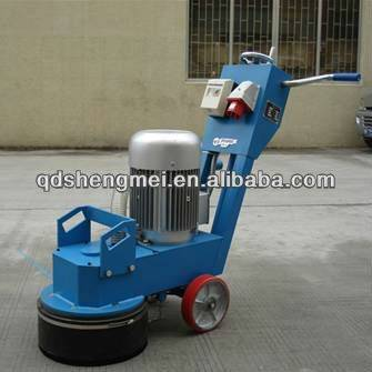 elextric floor grinder/concrete polisher