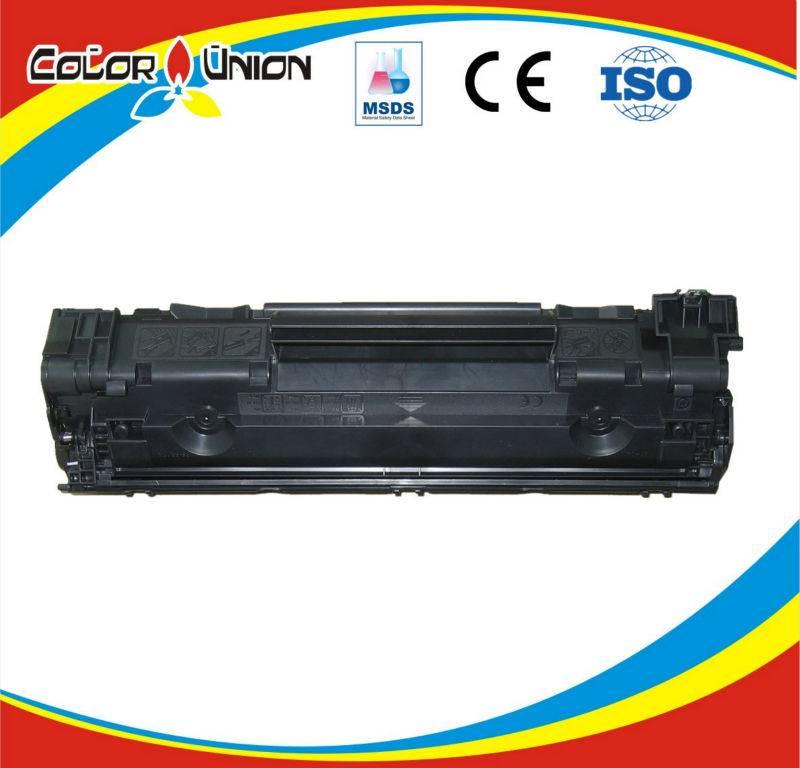 Original 285a toner cartridge for HP Printer