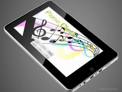 7 Inch Cube U6 Tablet PC Support Google Android OS 2.1