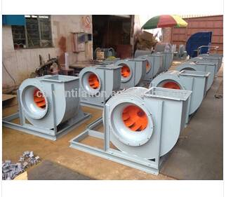 Made In China Snail-Shaped High Air Flow Industrial Centrifugal Fan