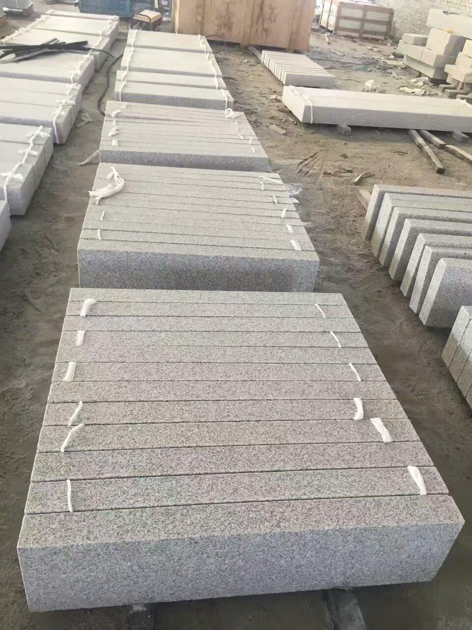 G602 Granite Paving Stone