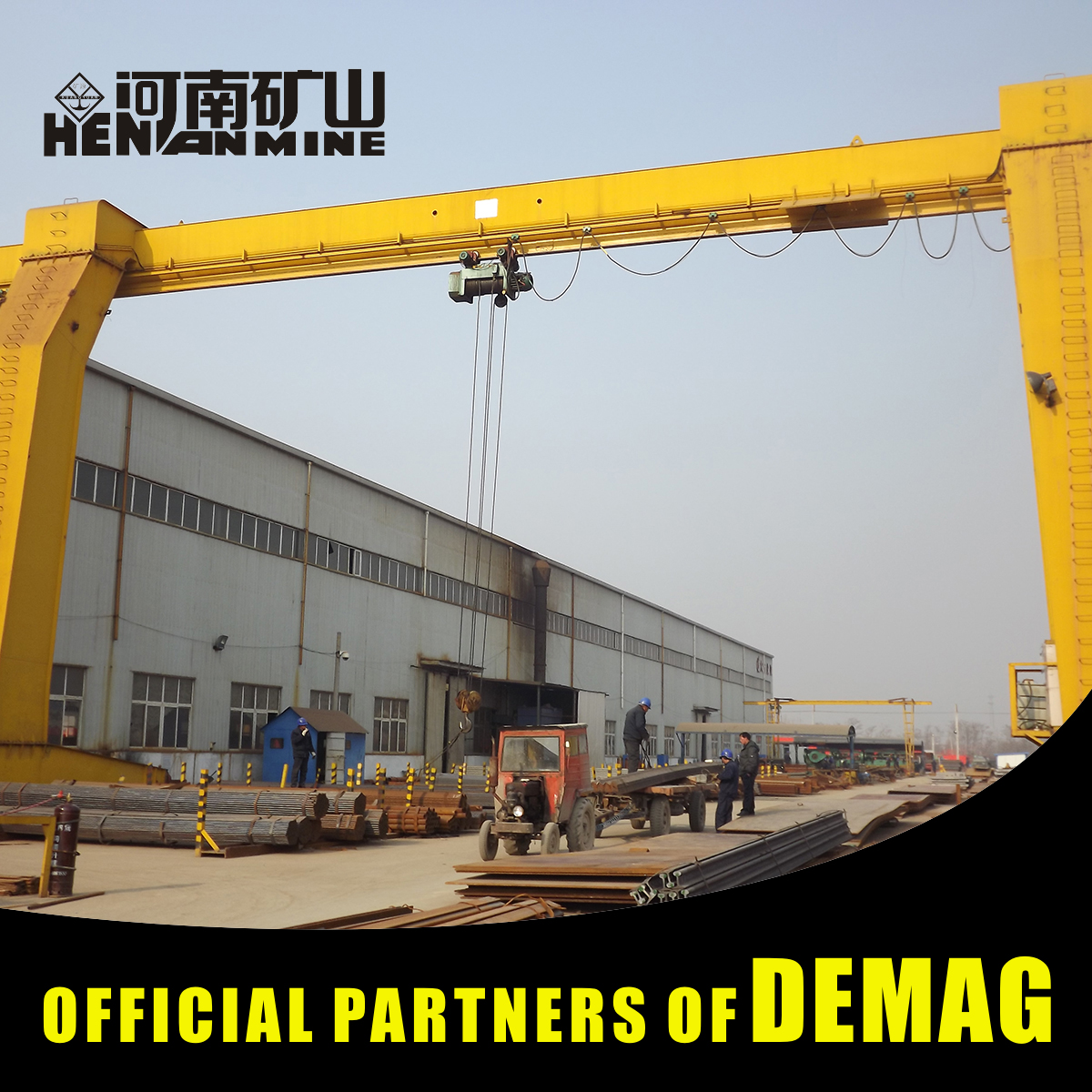 Industrial 35T Heavy Duty Goods Station Gantry Crane Price For Sale By Owner