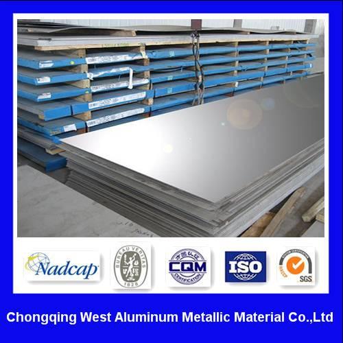 Supply 7075-T6 aluminum sheet mill