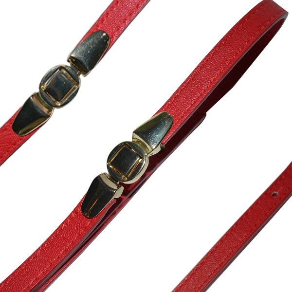 Elegant Design Fashion Buckle PU Belt [JB17038-1-SP]