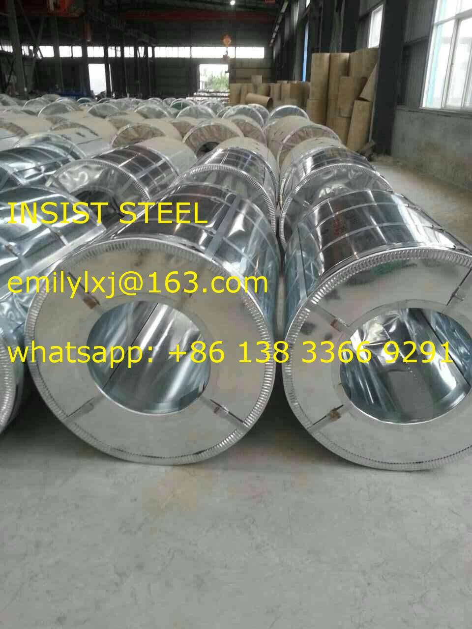 China good price galvanized steel coil