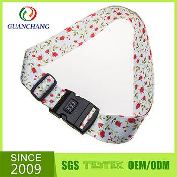 Wholesale direct sale from china elastic luggage strap