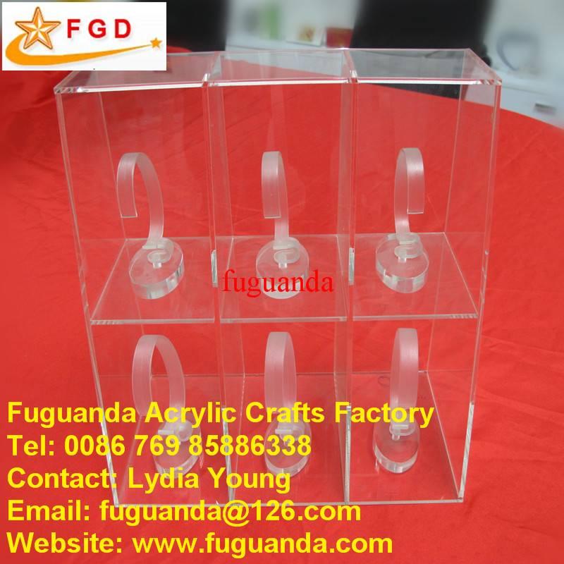 Fuguanda acrylic display rack