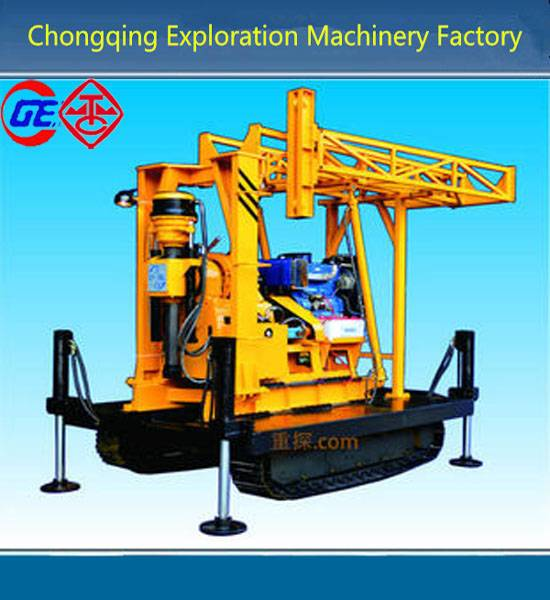 Special Recommend New Easy Operation XY-2BL Crawler Water Well Drilling Machine