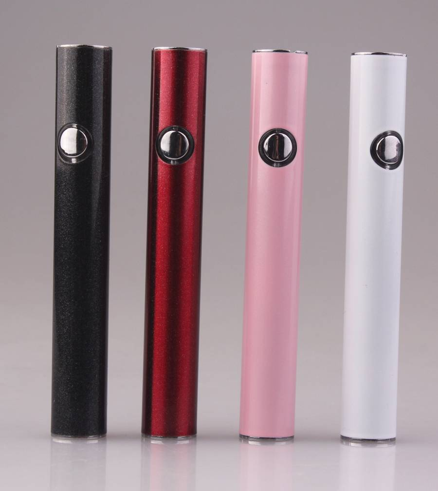 ecig batteries new MU510 slim ecigarette battery with Micro 5 pin passthrough function