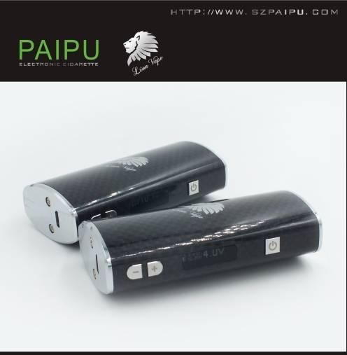 PAIPU Wholesale Original Temperature Control BoX Mod lion vape 30W 30 Watt Box Mod