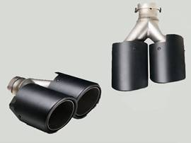 carbon fiber Exhaust tube