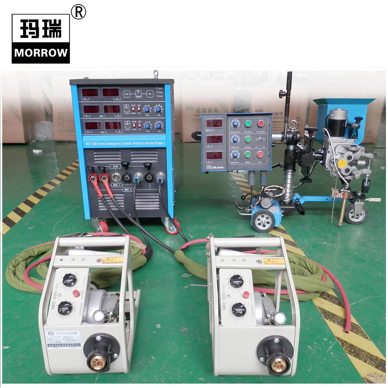 Inverter IGBT Automatic Saw Welding Machine with MIG (MZ7-1000)