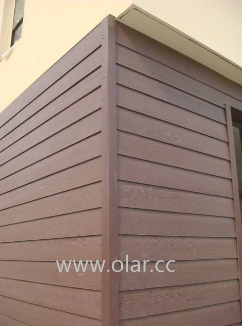 Fiber Cement Board for Siding, Cladding, Outside Wall and Inside Wall