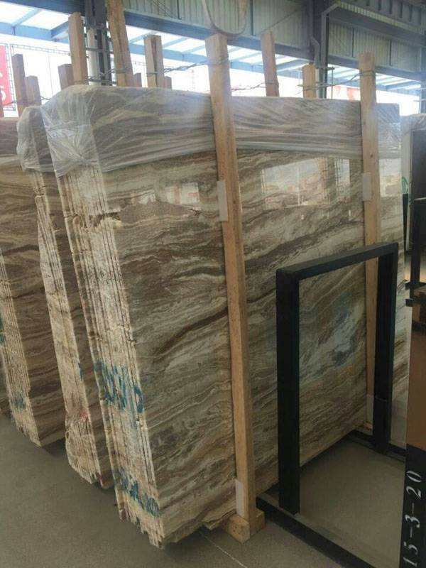 Beige Travertine Marble