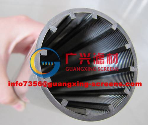 China supplies Wedge wire candle filter screens
