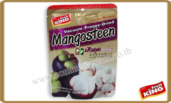 VACUUM FREEZE - DRIED MANGOSTEEN Thailand
