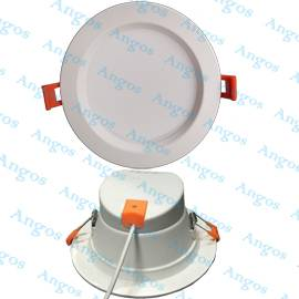 LED downlight directly factory price aluminum 5W-15W CE UL 3 year warranty ship from Angos factory w