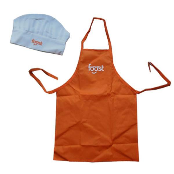 kid non woven apron for child