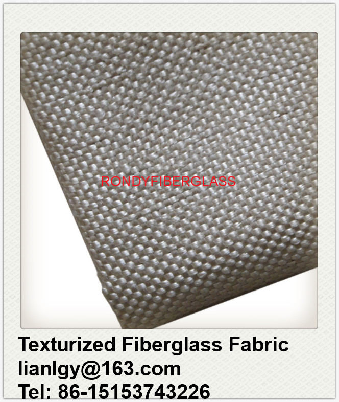 Texturized Fiberglass Fabric cloth