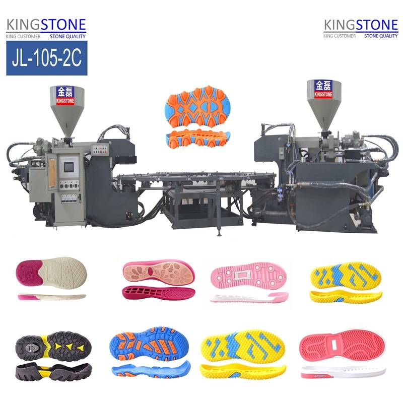 Kingstone Plastic Sole Injection Moulding Machine