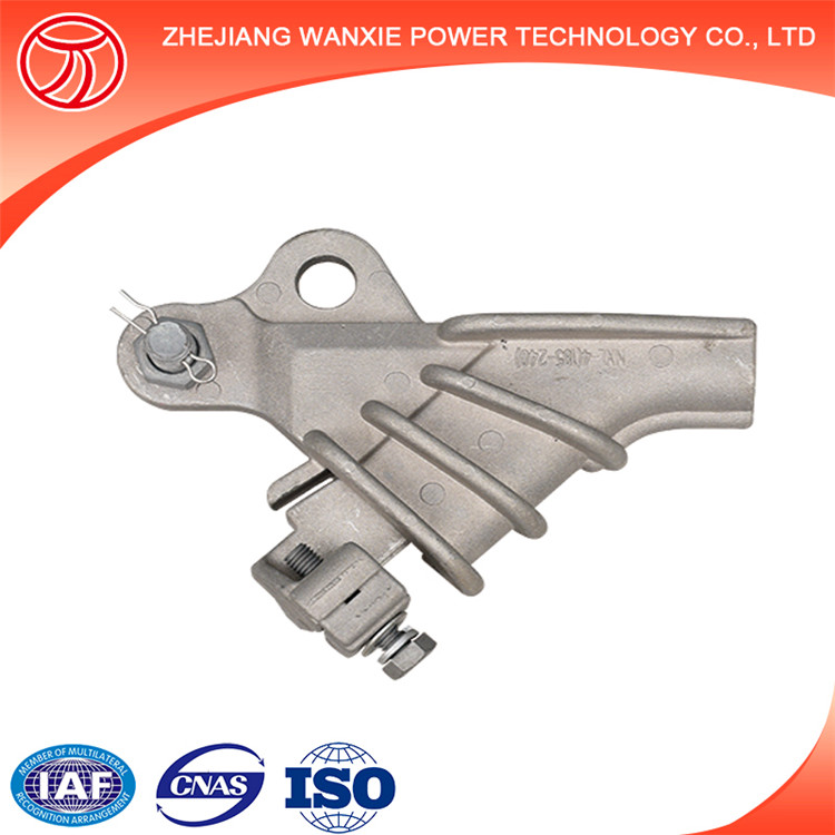 NXL-1A series wedge-type alluminium alloy strain clamp