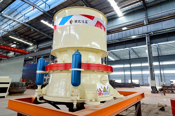 Single Cylinder Hydraulic Cone Crusher, Stone Crusher, Mining Machine