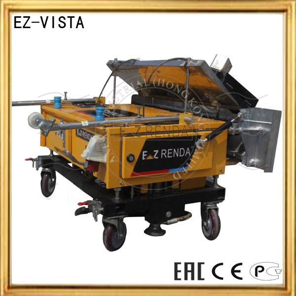 New construction machines with plastering equipment plastering videos