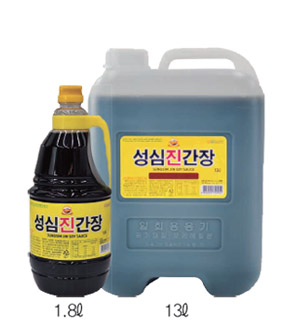 Mixed Soy Sauce