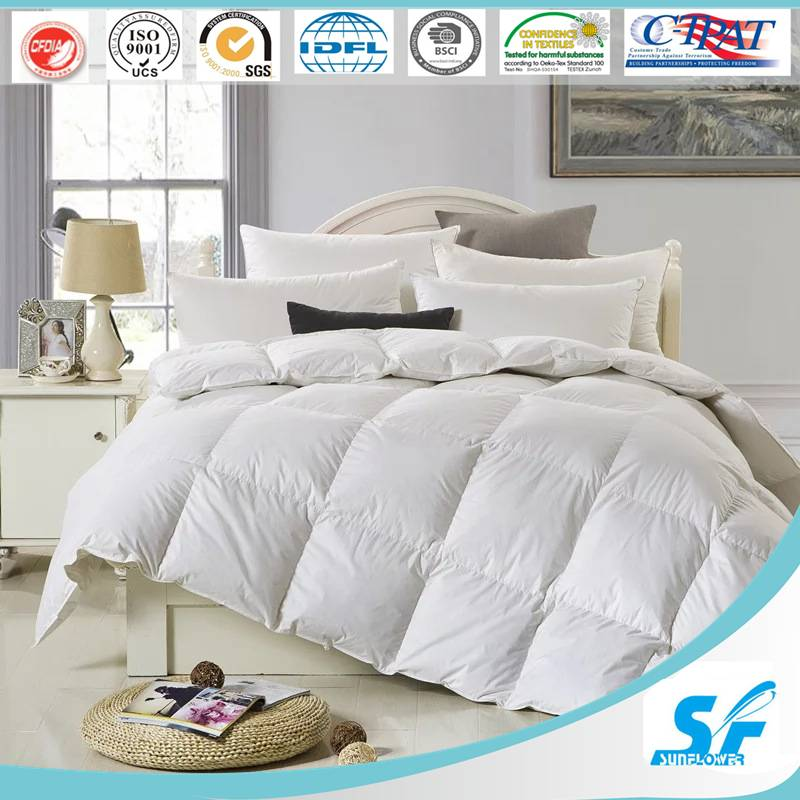 Home Luxury 300 Thread Count Down Alternative Comforter