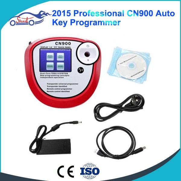 New transponder chip key copy machine  auto car key programmer cn900