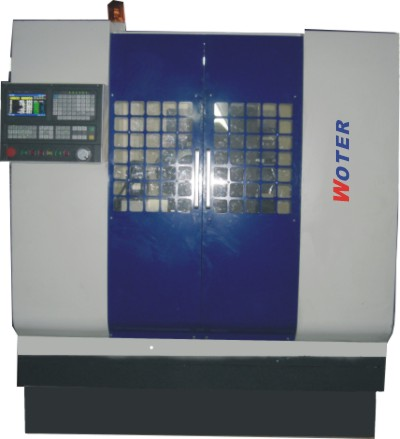 cnc slotting machine
