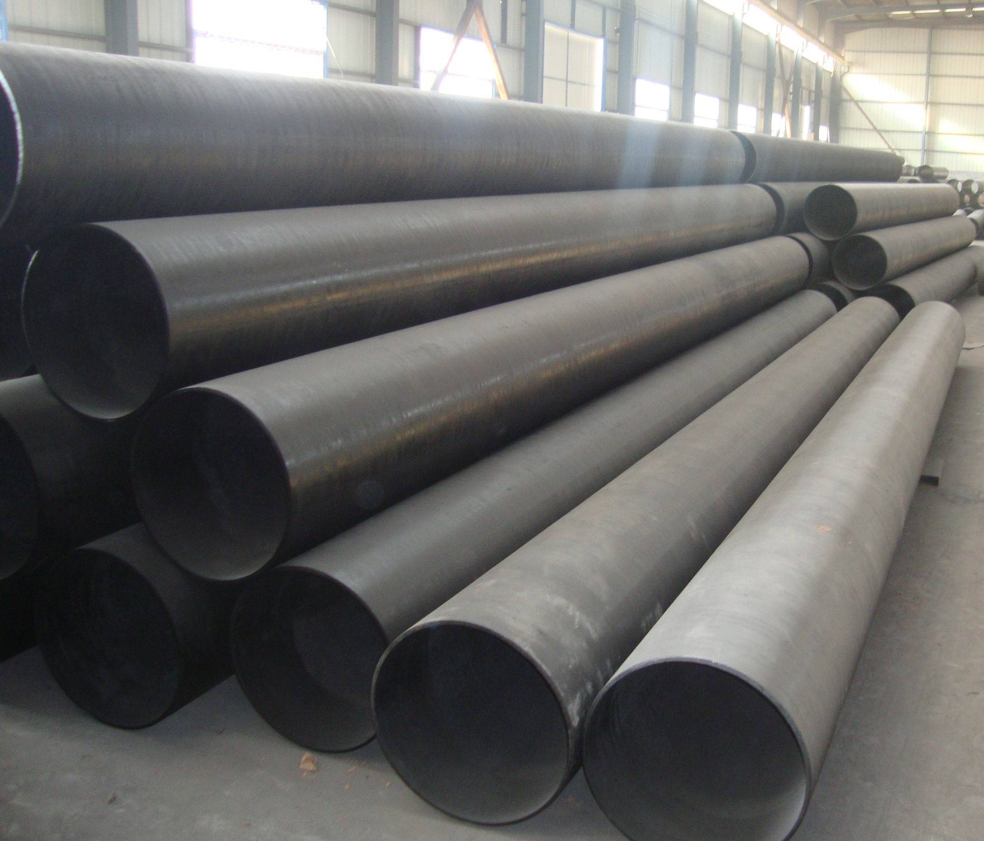 New Condition API 5L Gr. B A106 A53 Smooth Surface Seamless Steel Pipe