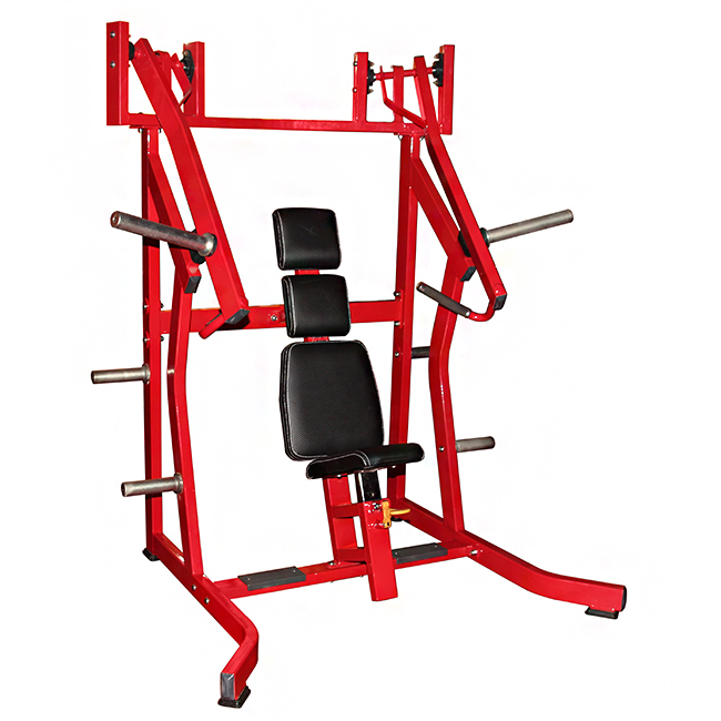 ISO-Lateral Incline Chest Press/Hammer Strength/Gym Equipment Fitness