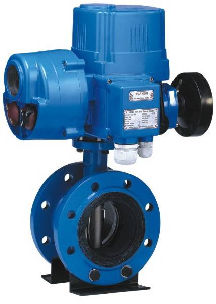 HKJM Electric Valve Actuator