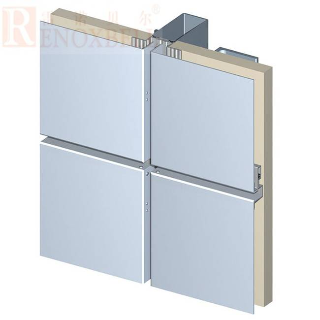 PVDF Coated Aluminum Panel for Exterior/Cladding Wall Decoration