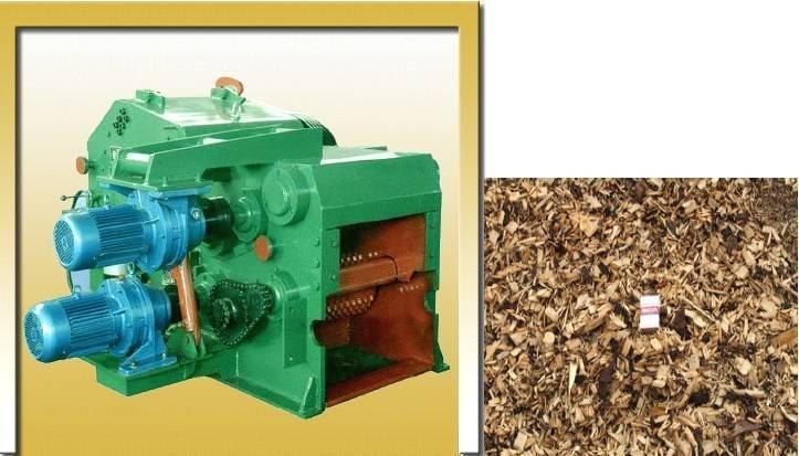Drum wood chipper, wood shredder 0086-15890067264