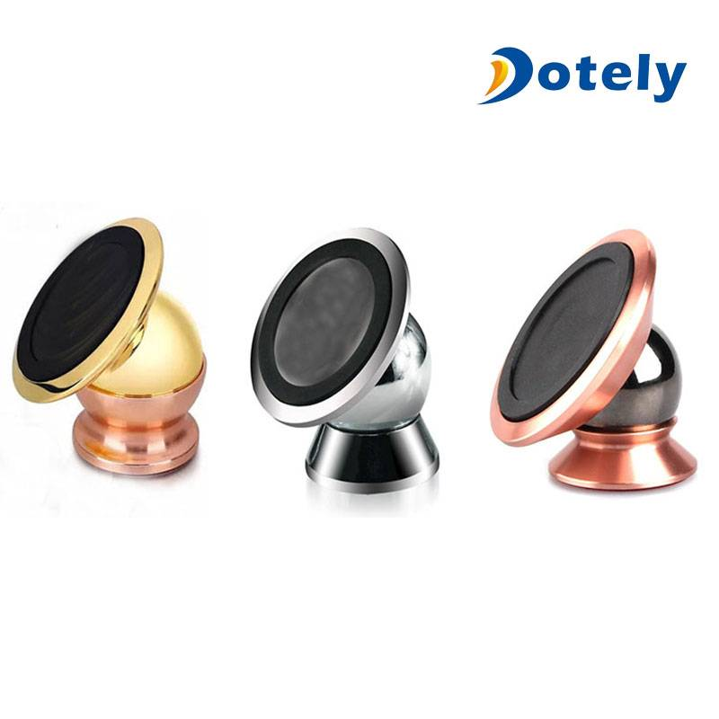 Magnetic phone Phone Holder 360 degree rotaion