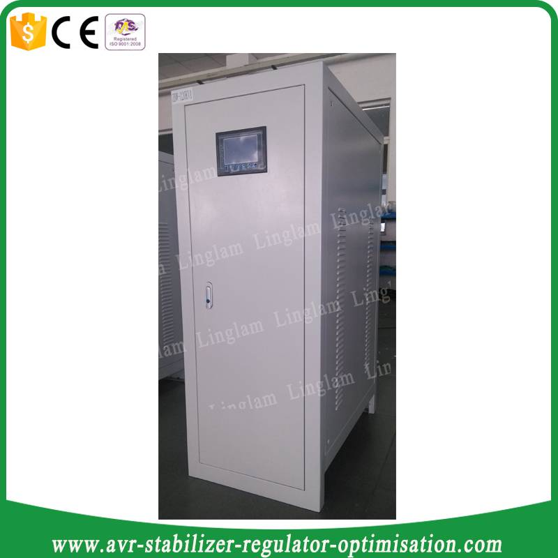120kva solid state voltage stabilizer 220v 3 ph