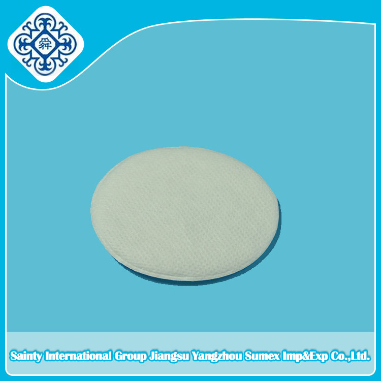 medical non-woven disposable eye pad for surgical use