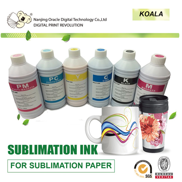 Printing sublimation ink