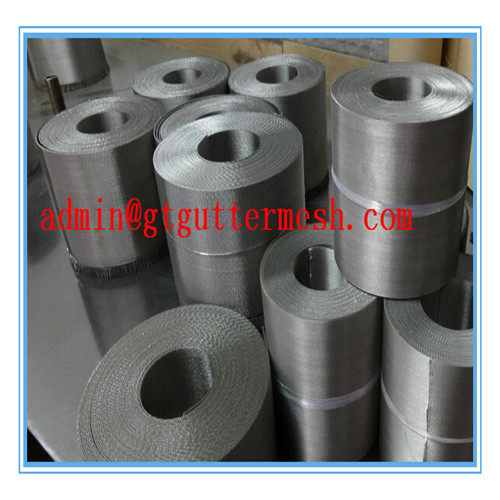 Stainless Steel Reversed Dutch weave Wire Mesh