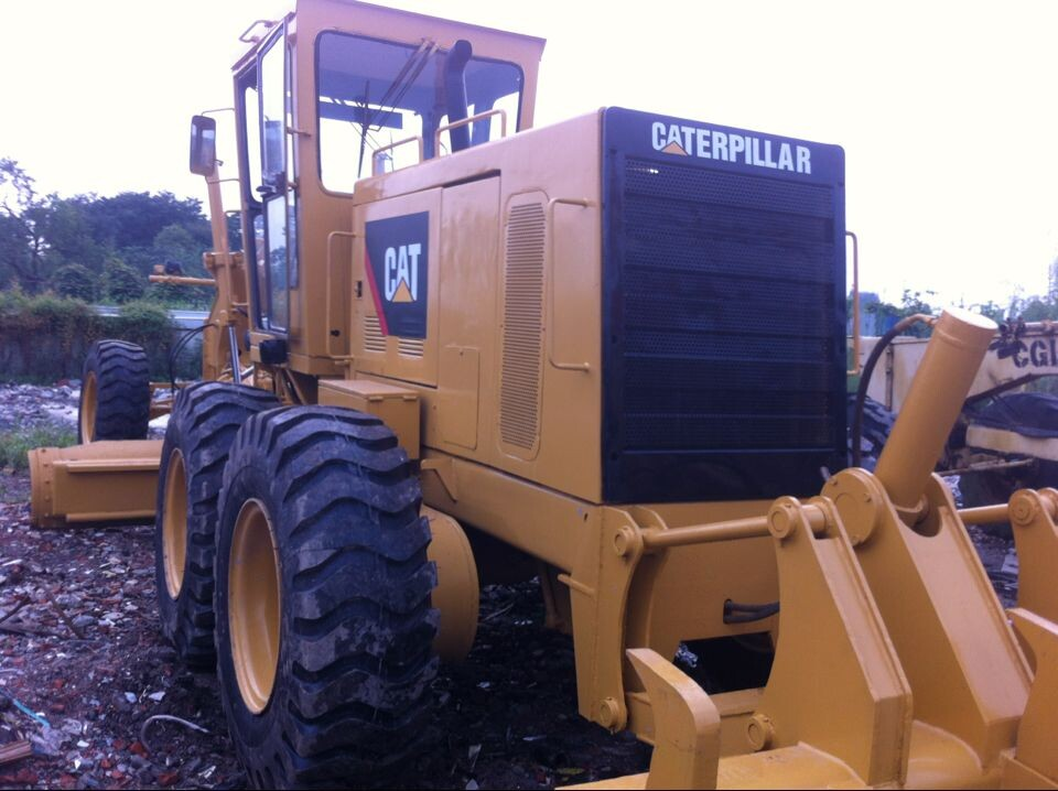 Used caterpillar 140H motor grader of cat grader