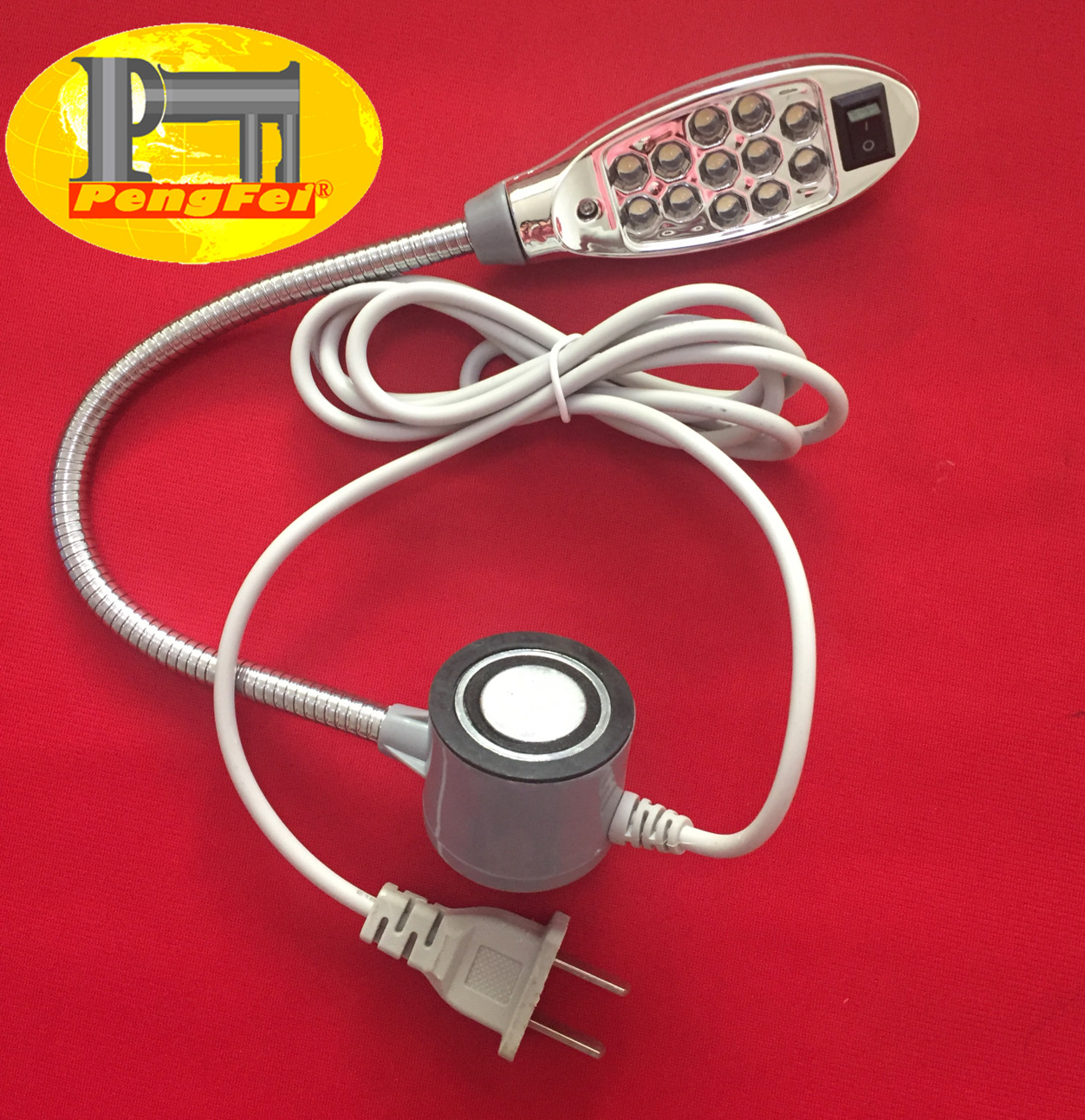 Industrial Sewing Machine Lamp HPF-812 LED Energy Saving Lamp