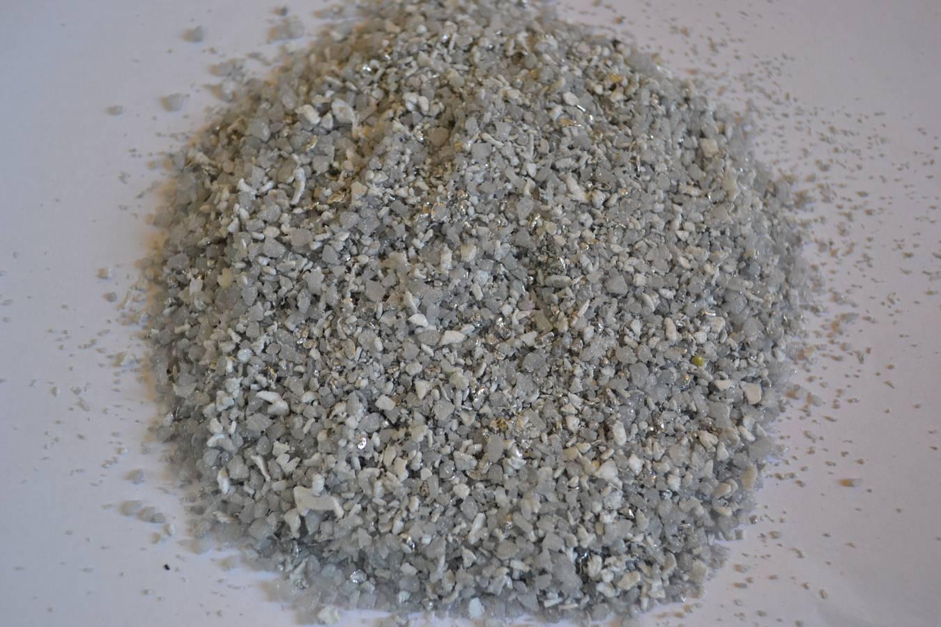PEX+aluminium regrind